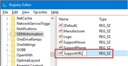 How To Add Custom OEM Logo And Informations To Your Windows 10 PC