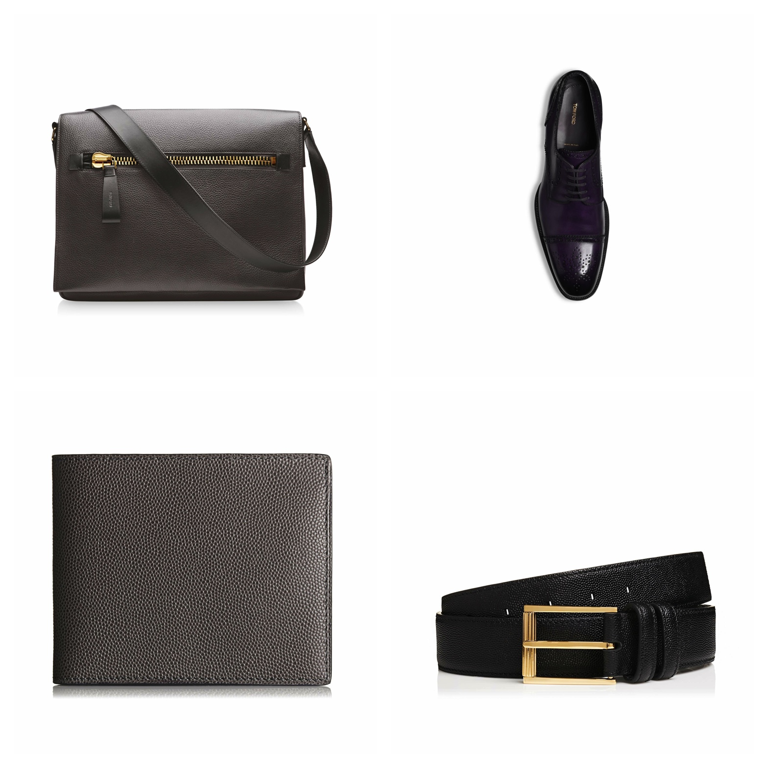 The Essential Accessories for Men by Tom Ford