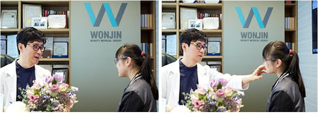 짱이뻐! - Wonjin Plastic Surgery Clinic Korea Medical Volunteering for Cleft Lip and Palate Patients