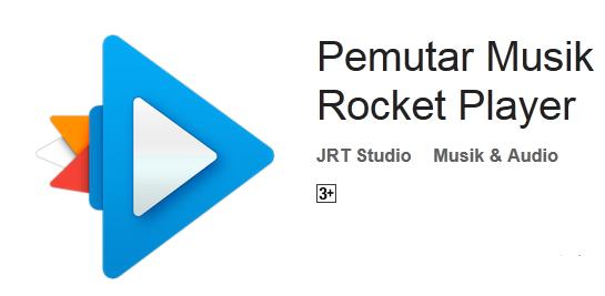 Rocket Player Aplikasi Pemutar Musik Terbaik Untuk Android