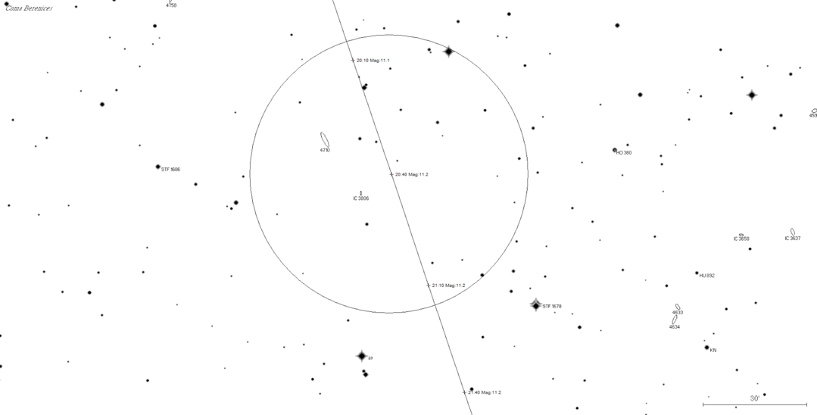 Astroblog: Seeing Asteroid 2014 J025 from Australia (20 ...