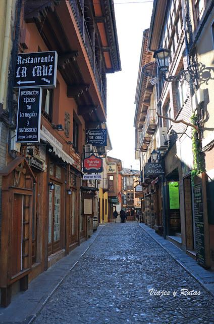 Calle Cántabra de Potes