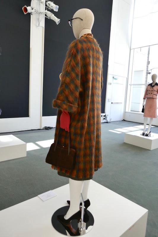 Princess Margaret Day Coat back Crown season 2