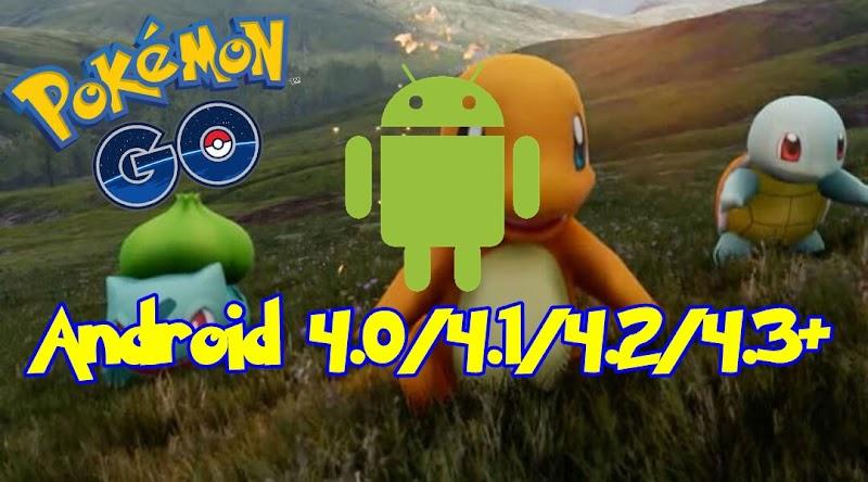 BAIXAR: Pokémon Go v0.71.1 APK MOD PARA ANDROID 4.0+ (ATUALIZADO)