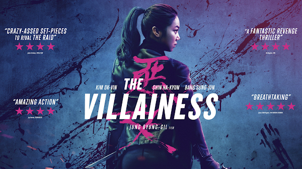 Movie Review: 'The Villainess' (2017)