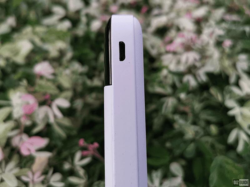 Micro USB port