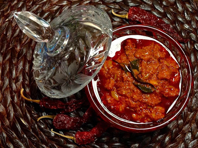 Goan Prawn Balchao Pickle