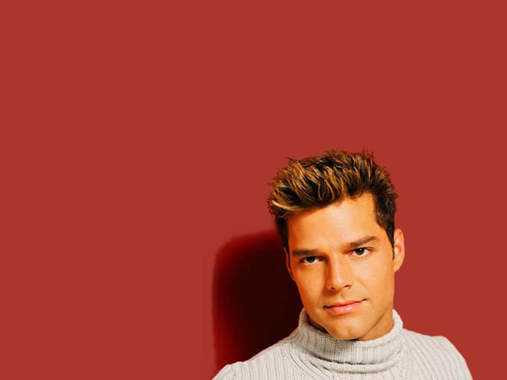 reses: Pop Singer Ricky Martin Wallpapers
