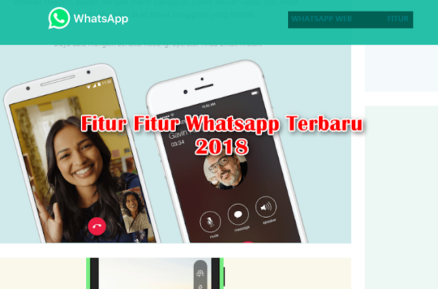 Cara Menyembunyikan Status Online DI Whatsapp Tanpa Aplikasi