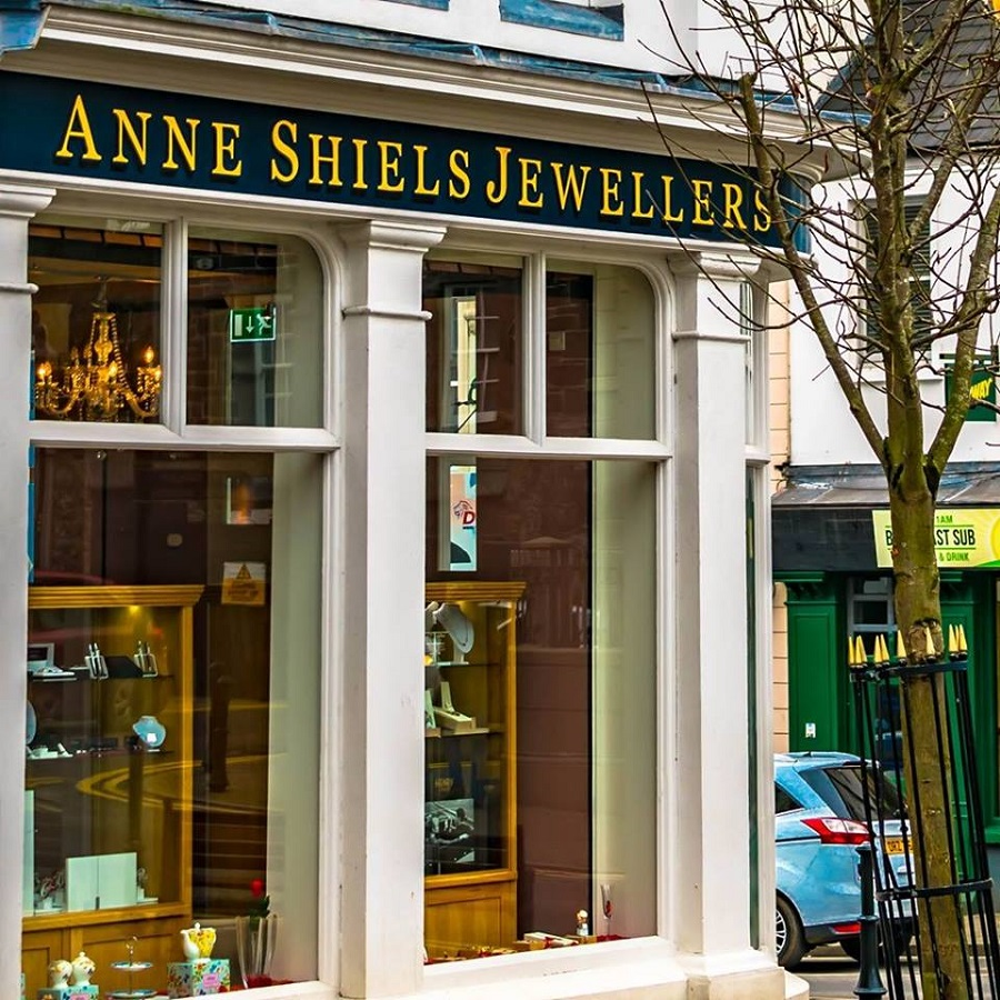 Anne Shiels Jewellers, Ballymoney, The Style Guide Blog, Northern Ireland