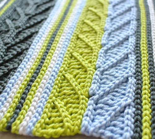 Crochet Slip Stitch - Free Pattern