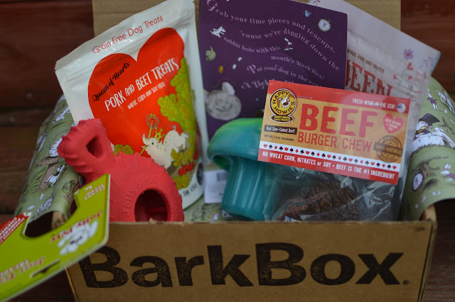 What's in a barkbox