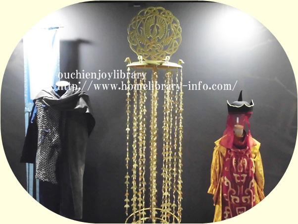 大河ファンタジー「精霊の守り人」特別展示 NHKスタジオパーク