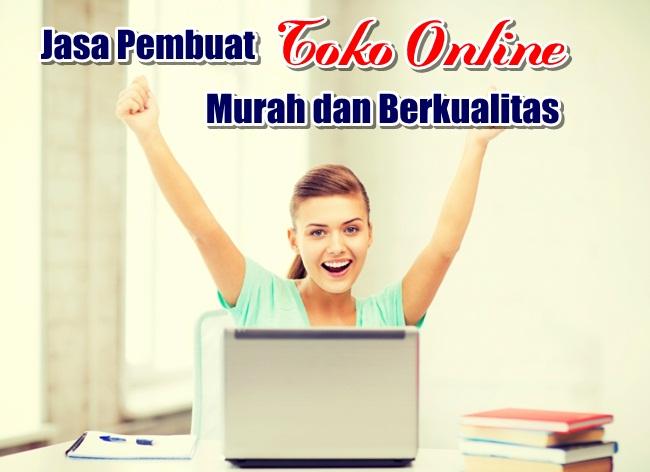 Jasa Pembuat Toko Online di Indonesia