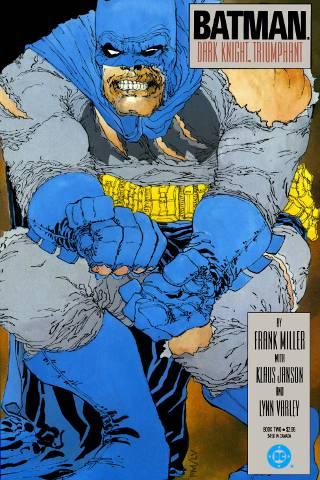 Batman - The Dark Knight Returns #2 Comic PDF