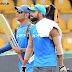 Exclusive Photos of Practice session Of Indian Cricket Team IndvsSrl
