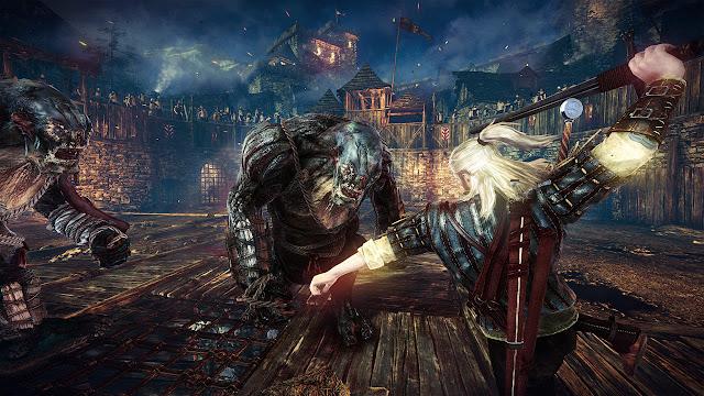 The Witcher 2: Assassins of Kings Enhanced Edition screenshot 3