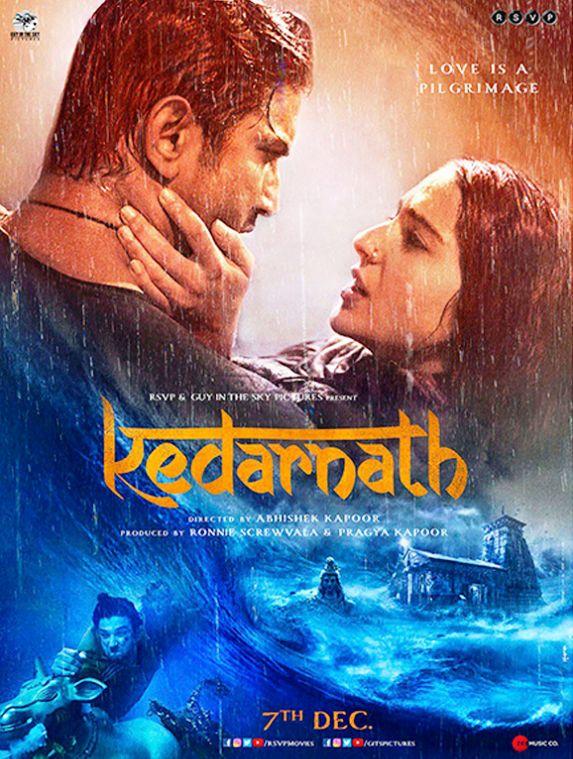 Kedarnath (2018) Hindi 720p HDRip 897MB Download