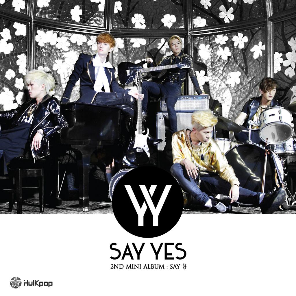 [EP] Say Yes – SAY GOOD (2nd Mini Album)