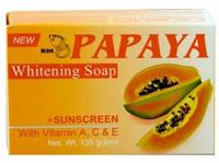 manfaat sabun papaya whitening soap