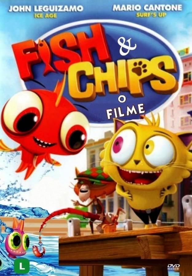 Fish N Chips: O Filme – Dublado (2013)