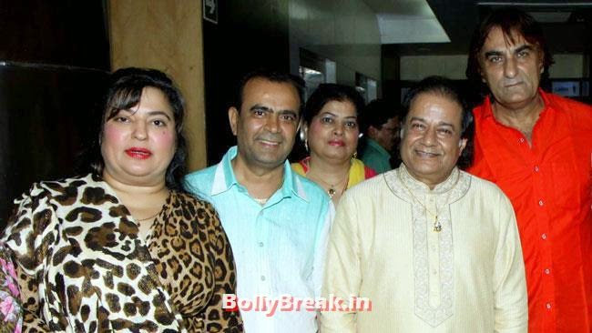 Dolly Bindra,Yogesh Lakhani, Anup Jalota and Ali Khan, Page 3 Girl Tanisha Singh Birthday Bash Pics