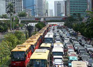 Kelemahan Sistem Plat Nomor Ganjil-Genap di Jakarta