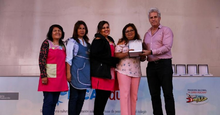PESCAEduca capacita a más de mil docentes como promotores de alimentación saludable