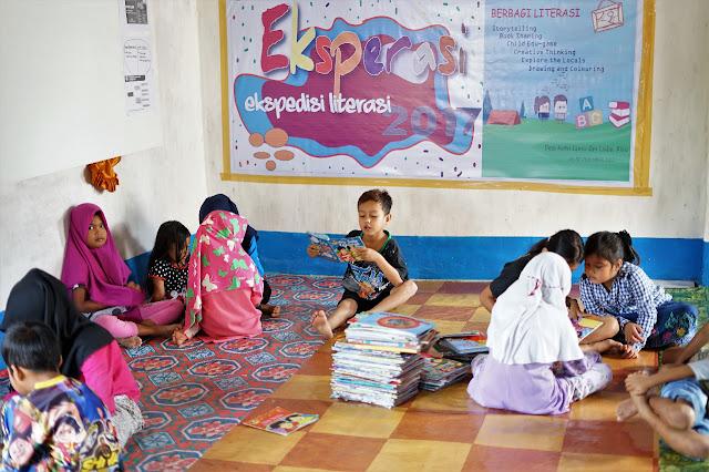 Ekspedisi Literasi, Eksperasi 2017