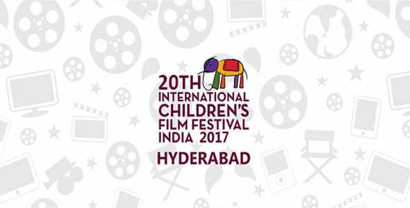 20th International Children Film Fest In Hyd From Nov 8