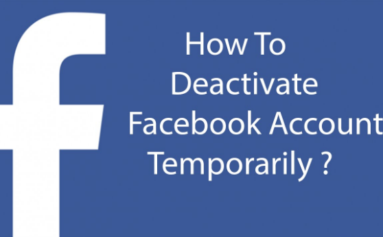 How to Deactivate Facebook Page Temporarily