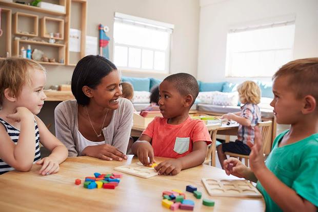Namc Montessori Teacher Training