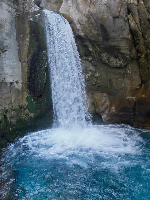Alanya,Canyon, Waterfall