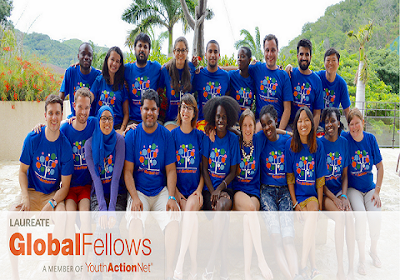 Laureate Global Fellowship for Young Leaders, Spain 2018