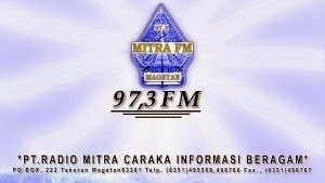 Streaming Radio Mtra Caraka 97.3 FM Magetan