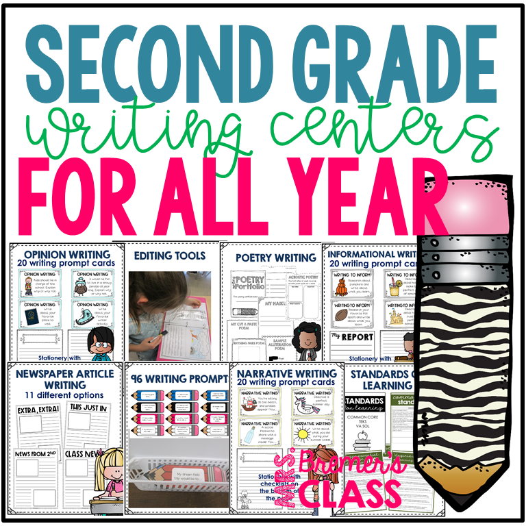 A YEAR OF 2ND WRITING CENTERS