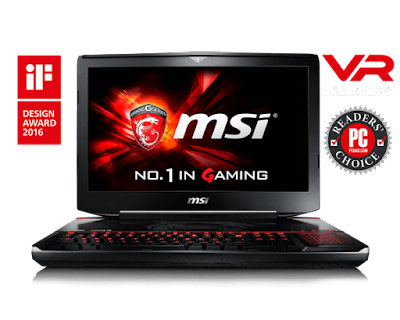 Laptop Gaming MSI GT80S 6QE Titan SLI
