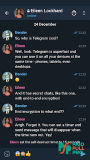 Telegram X latest apk