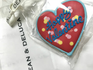 Dean & Delucaのアインシングクッキーの写真です。