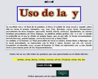 http://reglasdeortografia.com/y03a.html