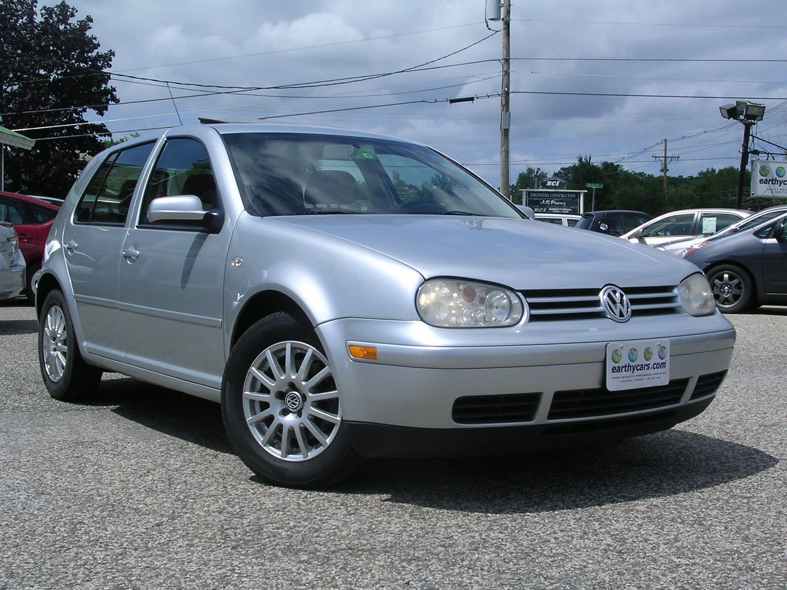 EARTHY CAR OF THE WEEK: 2003 Volkswagen Golf GLS 1.9L TDI