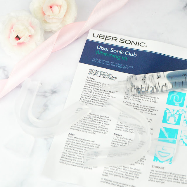Lovelaughslipstick Blog Uber Sonic Toothbrush and Subscription Service Club Review