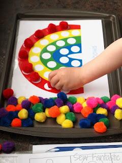 Permainan Kreatif anak usia 2 tahun
