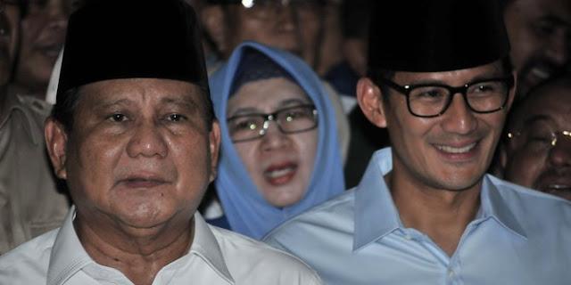 Alasan Timses Dari Kubu Jokowi-Ma'ruf Pindah Ke Kubu Prabowo-Sandi