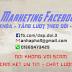 [ PSD Ảnh Bìa ] Maketing Facebook
