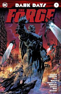 Dark Days: The Forge #1