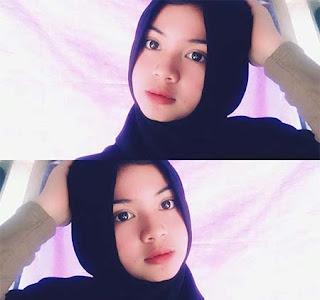 Nabila Bintang Pakai Hijab