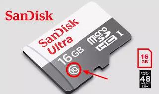 Tips Memilih MicroSD Card Untuk Smartphone Android