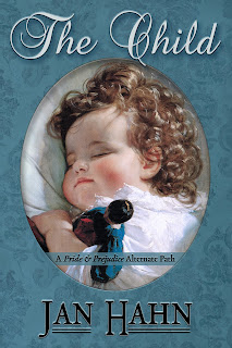 Book cover: The Child by Jan Hahn