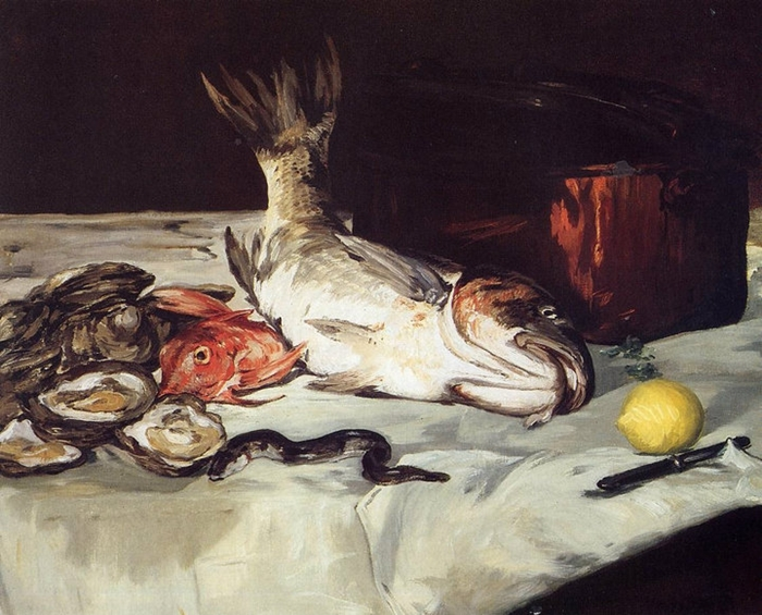 Édouard Manet 1832-1883 | French Realist/Impressionist Painter